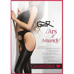GABRIELLA Open tights Erotica AMIRA