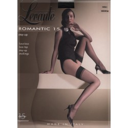 LEVANTE  Sheer Stay-Up Romantic