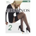 CHARNOS Sheer Stocking 24/7 15D