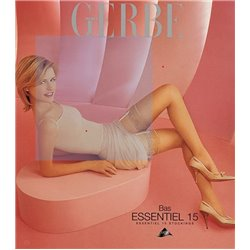 GERBE Stockings ESSENTIEL 15