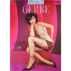 GERBE Hold  Ups CACHEMIRE