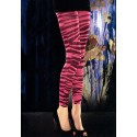 FOOTLESS TIGHTS ZEBRA