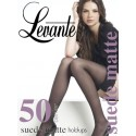 Suede Matte 50 Hold ups LEVANTE