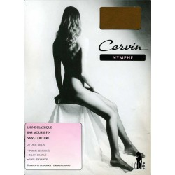 CERVIN  Mousse Stockings NYMPHE