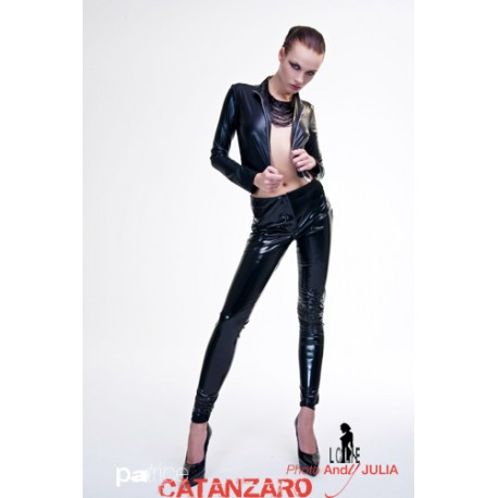 PANTALON CLEO Vinyle