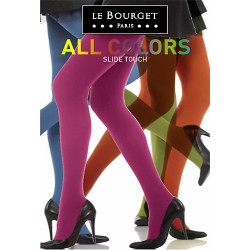 LE BOURGET Collant Couleur All colors 50D