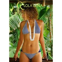 Lola Luna Maillot de Bain Bikini Brazil LAGO Azul