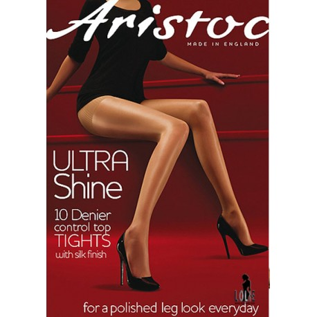 Collant Ultra Shine control top  ARISTOC