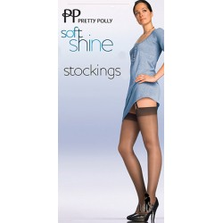 PRETTY POLLY Lycra 15 deniers Soft Shine  Stocking