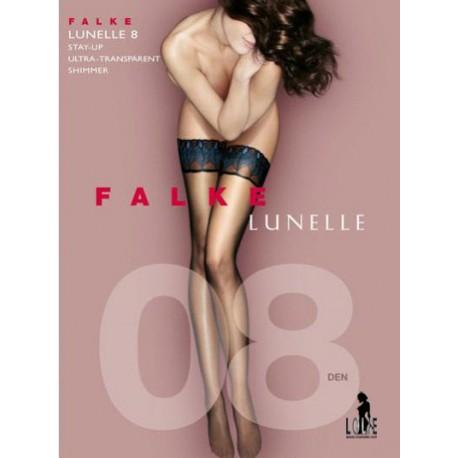 Bas Top Luxe Lunelle 8 FALKE