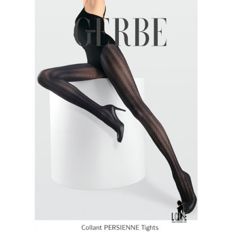 9c2a51bc55b6a GERBE PERSIENNE 40d Tights LOLIE BELLE