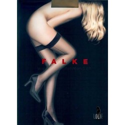 FALKE seamed Stay-up