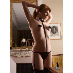 "Garter Belt Harness ""Salon bourbon"""