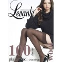 Plain Wool 100  Stockings LEVANTE