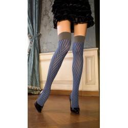 Over knee socks TRASPARENZE Dokai