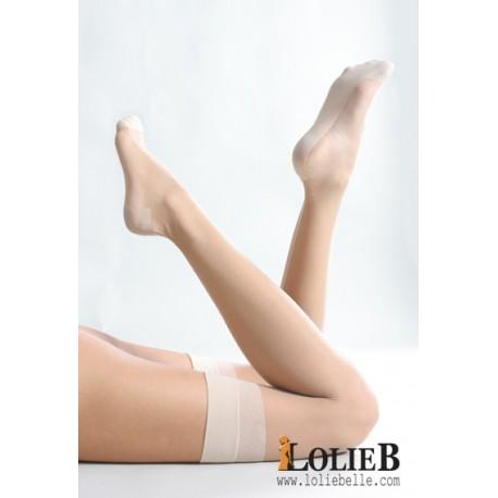 Bas couture Nylon Cuban Heel CELINE