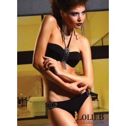 Set Bandeau 2 PC MIDNIGHT GLAM JOLIDON Bains