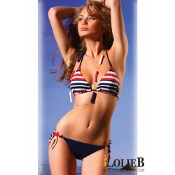 Set 2 PC Triangle Bra SUMMER CRUISE JOLIDON Bains