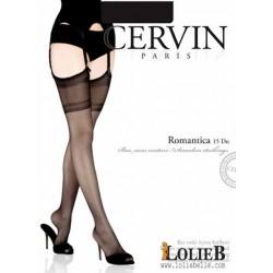 CERVIN Bas noir  Romantica