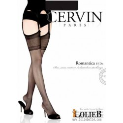 Romantica Black stockings CERVIN
