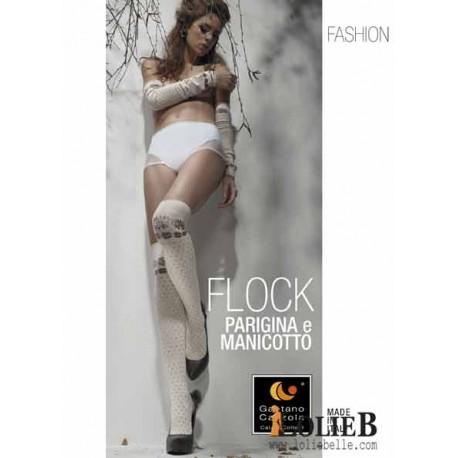 Maxi Chaussettes Coton et Manches FLOCK Gaetano Cazzola