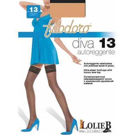 Bas top DIVA 13 Filodoro