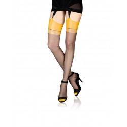 CERVIN Nylon Stocking CAPRI Bicolore Limited Editions