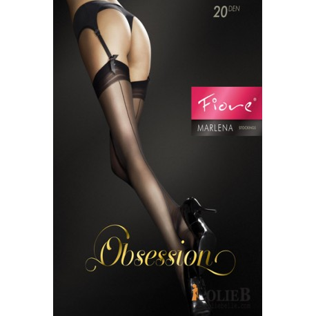 FIORE Bas voile couture  MARLENA