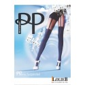 PRETTY POLLY  MOCK SUSPENDERS Tights