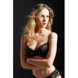 Push up Bra lingerie Gourmandise MILLESIA M3832 AW12