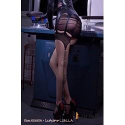 Leg Avenue Printed Stockings