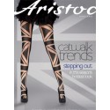 Collant Catwalk Trends Flag ARISTOC