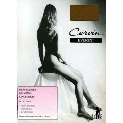 CERVIN  Opaque Mousse Stockings EVEREST
