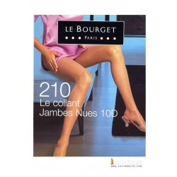 Collant Jambes Nues Le Bourget