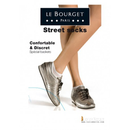 Socquettes STREET SOCKS Special Baskets Le Bourget E Le Bourget