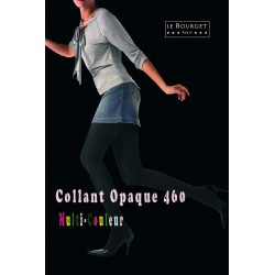 LE BOURGET Collant 460 Couleur  Opaque 60D