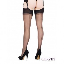 Bas couture Nylon CERVIN Seduction Couture
