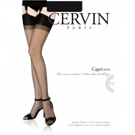 Nylon Stocking CERVIN CAPRI 10