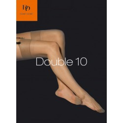 DOUBLE 10 veil stockings