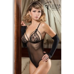 Body String Guimauve Black