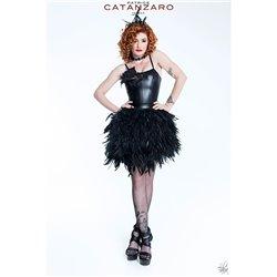 Jupe Black Swan T12.2  613001 Patrice CATANZARO