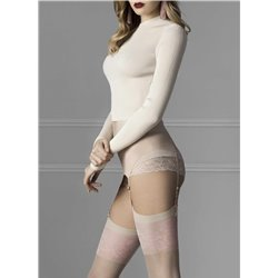 FIORE lycra Stockings BLUSH