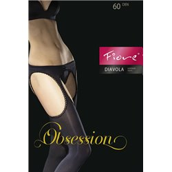 FIORE Seam tights INTRIGUE