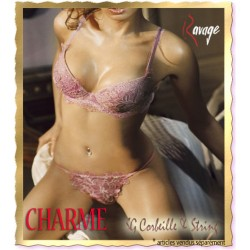 RAVAGE CHARMEUSE SG Corbeille