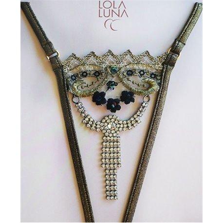 Mini Open G-String LOLA LUNA VENUS