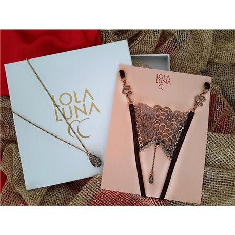 Mini open G-String LOLA LUNA EVE