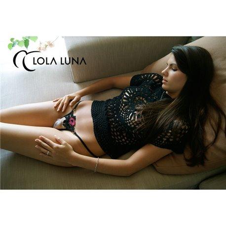 Mini open G-String LOLA LUNA IBIS