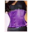 Serre-Taille satin LB002ST Lilas