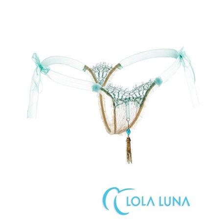 Mini String Fermé LOLA LUNA YEMANDJA