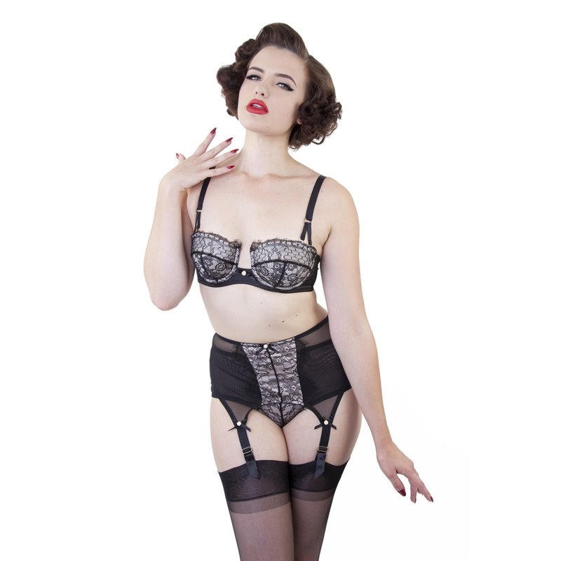 Soutien-gorge Rétro Bettie Page par Playful Promised. Tap to expand fe5a2423411